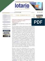 EL NOTARIO DEL SIGLO XXI - Revista on Line Del Colegio Notarial de Madrid