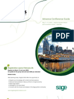 Sage Software insights 2009 Advance Guide