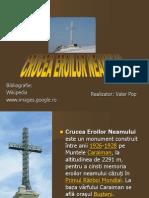 Crucea Eroilor Neamului - Crucea de Pe Caraiman 2.6