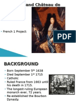 Some Things About Louis XIV