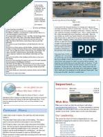 Church Bulletin Vol. 3