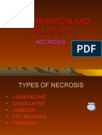 Necrosis and Gangrene
