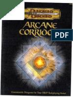 DT2 Arcane Corridors