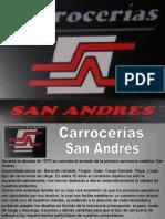 Carrocerias San Andrés