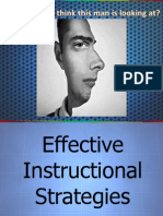 Effective Instructional Strategies