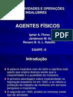 Insalubridade Fisicos(NR 15)