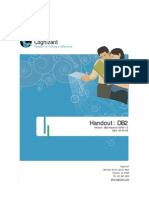DB2 Handout v1.0