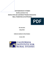 ALBA Report Executive Summary