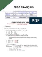 Le VERBE FRANÇAIS
