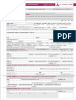 Common Application Form