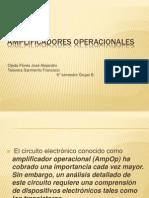 Amplificadores Operacionales Expo
