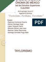 Taylorismo, Toyotismo, Fordismo