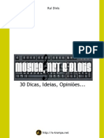 Musica Net e Blogs