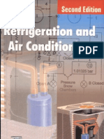 Refrigeration and air conditioning by C P arora ]