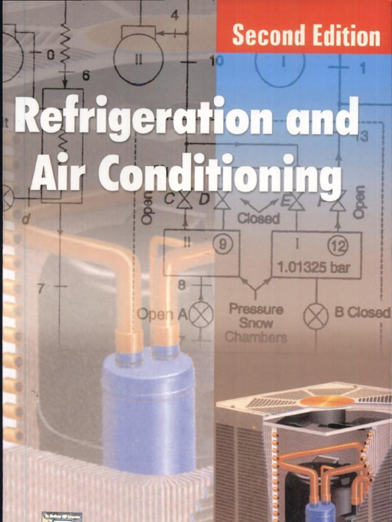 Refrigeration And Air Conditioning Book By Cp Arora