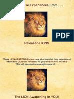 Roaring LIONS Healing Codes
