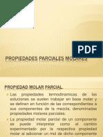 propiedades parciales molares