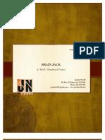Final Proposal for BrainJack