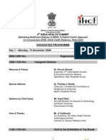 56440 5th India Health Summit Programme