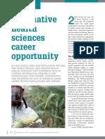Alternative Careers in Health Sciences - Bio Spectrum 2010 - Kapil Khandelwal - EquNev Capital
