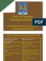 Centrul de Cooperare Politieneasca Internationala