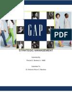 Strategic Management - Gap