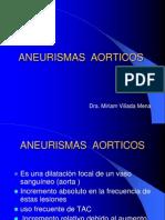 Aneurismas Aorticos