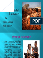 Presentation on Child Labour