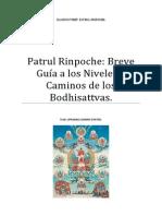 Patrul Rinpoche Breve Guia de Los Niveles y Caminos de Los Bodhisattvas