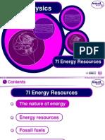 7I Energy Resources