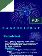 BIOKIMIA KARBOHIDRAT