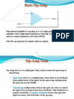 operational amplifier Ppt
