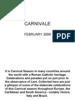 CARNIVALE 09
