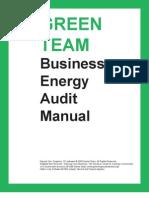 Green Team Manual
