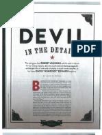 Robert Johnson - Devil in the Details
