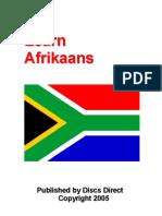 Learn Afrikaans E-book