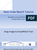 Basic Draw 9patch Tutorial