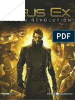 Deus Ex - Human Revolution Future Press Official Strategy Guide