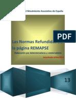 Las Normas Refundidas de la página REMAPSE 4Mar2013