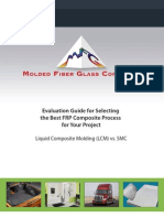 MFG Selecting FRP Composite for Projects