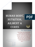 The Key to Success in KBC - Part 14 - Human Body, Nutrition, Ailment and Cure