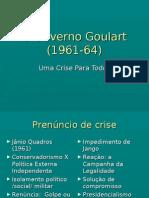 O Governo Goulart