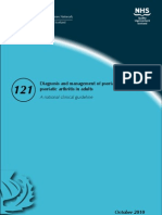 psoriasis diagnosis and management