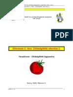 Eltevések 2.- 2. Zöldségfélék eltevése 2, PAR-Z