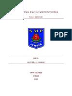 Kerjasama Ekonomi Indonesia
