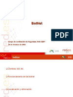 Botnet s