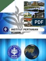 Peluang Kerja Lulusan IPB
