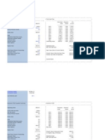 DCF FCF Model Consultants