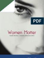 Women Matter 1 Brochure