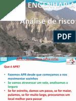Analise Riscos NR35 NR18